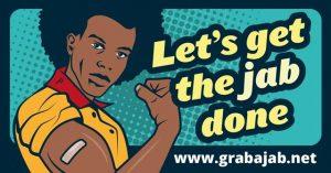 Let's get the jab done. www.grabajab.net